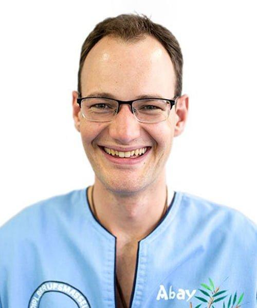 Andreas Haas - Instruktor für Tai Chi, Qi Gong, Selbstverteidigung & Kinder Kung Fu in St. Gallen