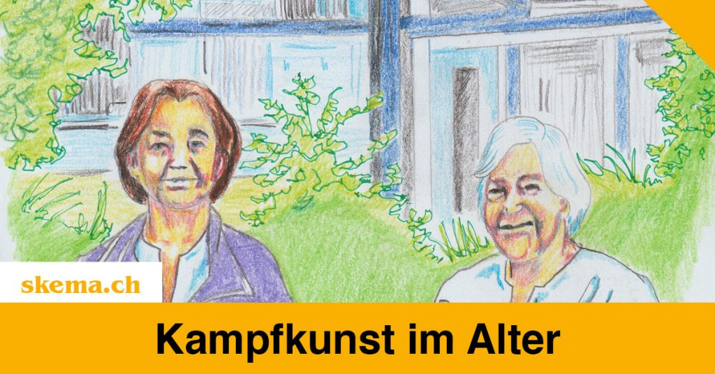 Kampfkunst im Alter – Altersheim Rotmonten, St. Gallen