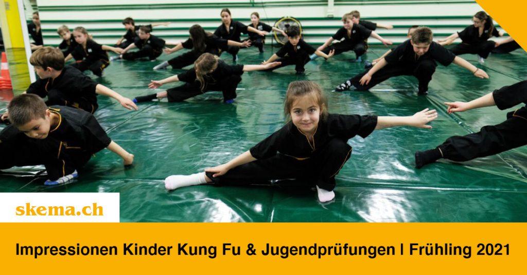 Regionale Kinder Kung Fu und Jugend-Selbstverteidigung Prüfungen