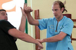 Selbstverteidigung Wing Chun Kung Fu
